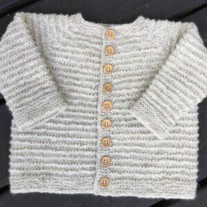 LilleKnaptrøje